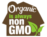 Organic is always non GMO